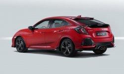 Honda dévoile sa nouvelle Civic