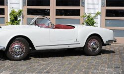 Bonhams : Lancia Aurelia B24 Spider