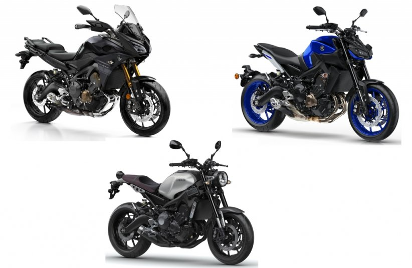 Rappel Yamaha MT-09, Tracer 900, XSR 900 : plus de 16000 motos en France !