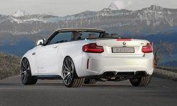 BMW M2 Cabriolet par Dälher