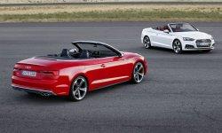 Nouvelles Audi SQ5 et A5 Cabriolet
