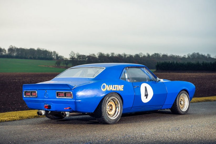 Silverstone Auctions : Camaro 1968