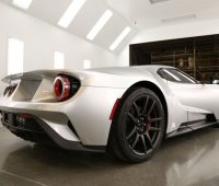 Nouvelle Ford GT Competition Series