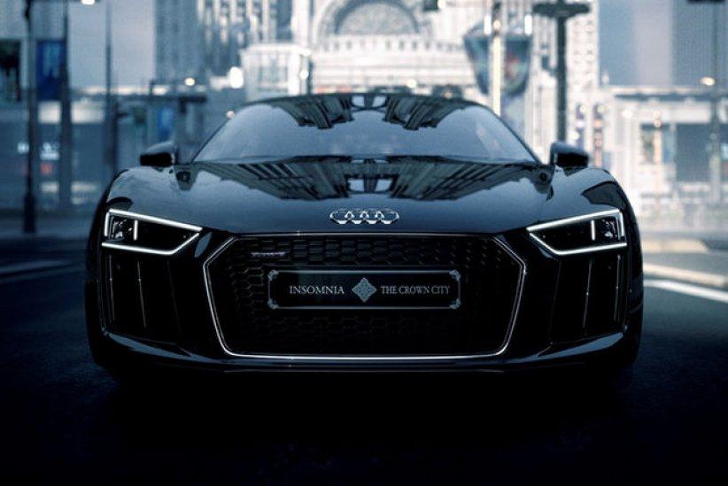A vendre : Audi R8 V10 Final Fantasy