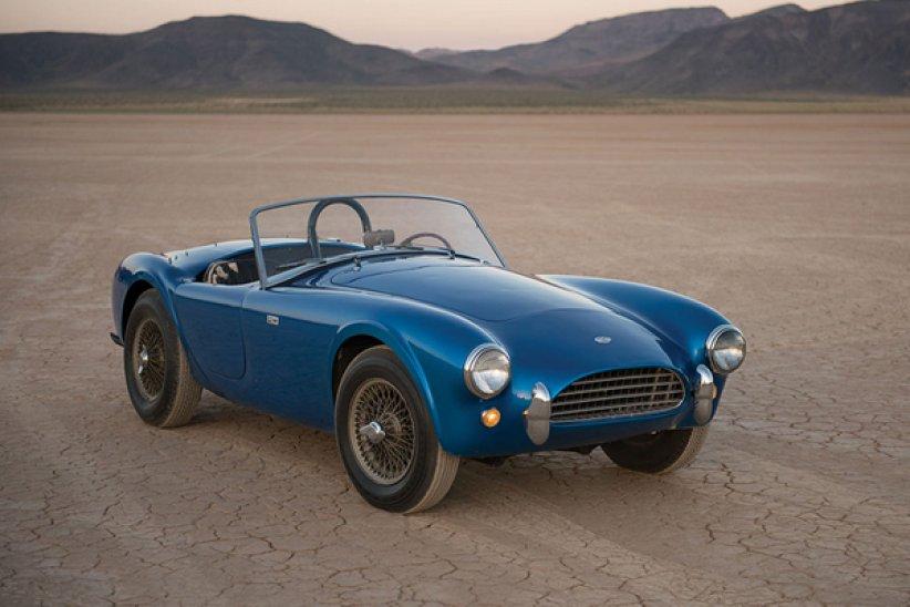 AC Cars : une Cobra 378 pour 2017