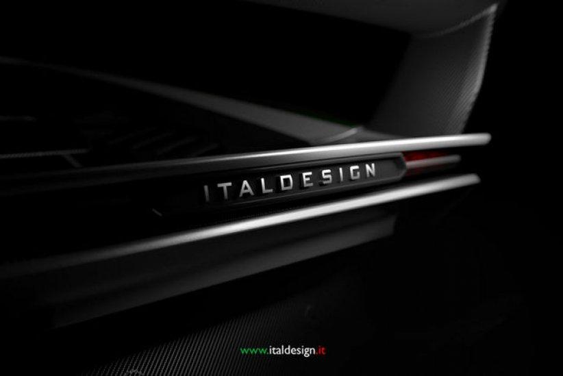 Nouveau logo pour Italdesign