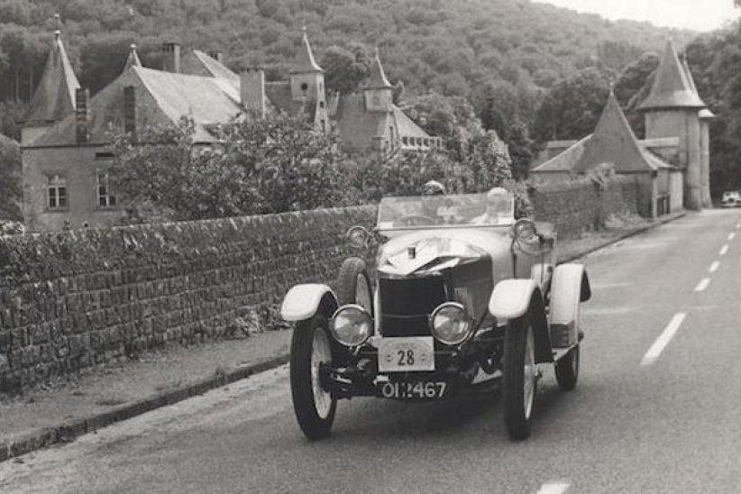 Bonhams : Vauxhall Prince Henry 1914