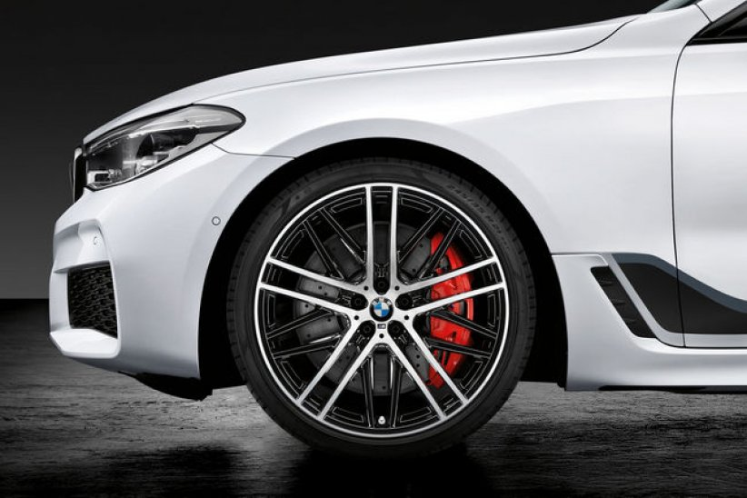 BMW Série 6 GT : pack M Performance