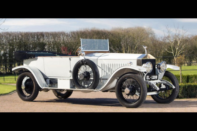 Bonhams : des anglaises à Goodwood