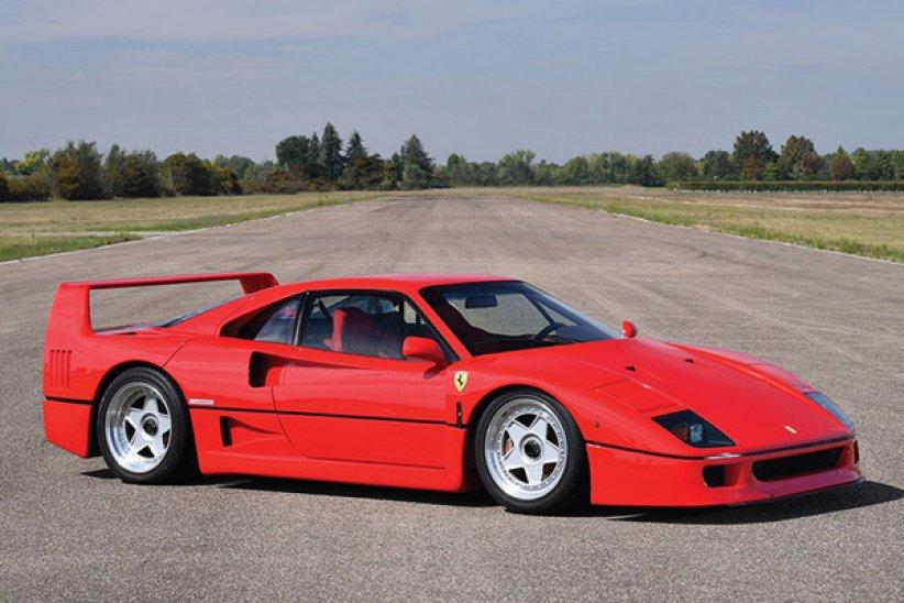Duemila Ruote : les modèles Ferrari