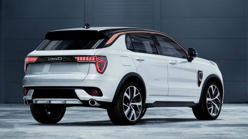 Lynk and Co : le SUV 100 % digital