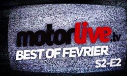 Motorlive l'émission 15 : best of février