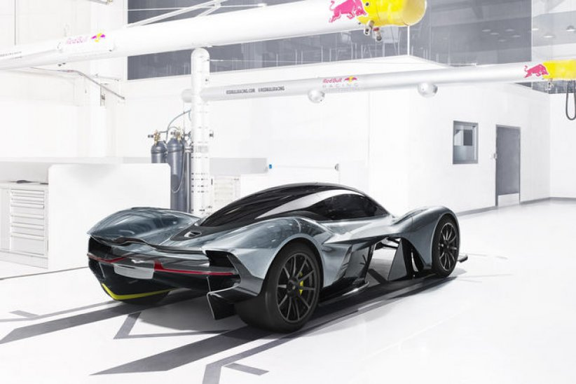 Hypercar AM-RB 001 : sold-out
