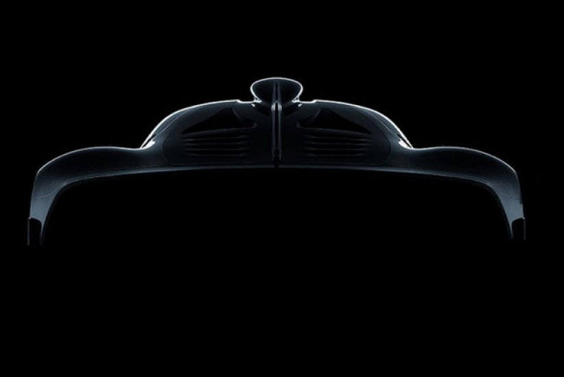 Mercedes-AMG Project One : moteur