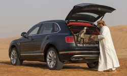 Bentley Bentayga Falconry Edition