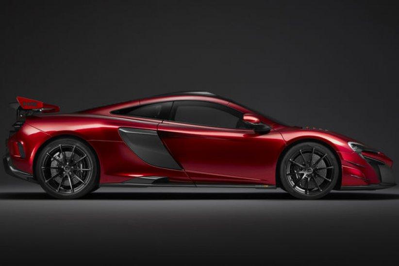 688 ch pour la McLaren MSO HS