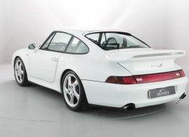 A vendre : Porsche 993 Turbo X50