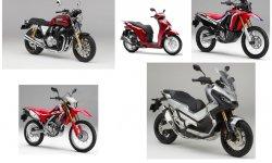 Honda 2017 : tarifs CRF250, CB1100, CB500, sortie X-ADV repoussée