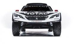 Peugeot 3008 DKR : la relève