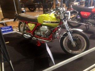 19e édition du salon Moto Legende