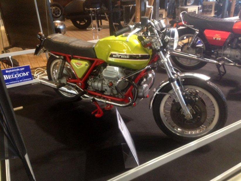 Moto Guzzi V7 - 1967