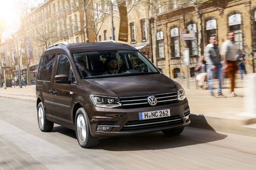Volkswagen Caddy : dès 17 382 euros