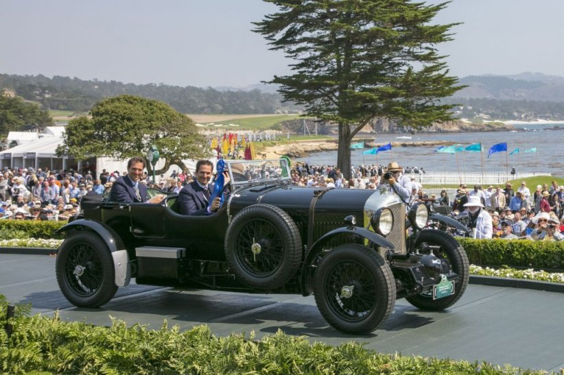 Bentley 41/2 Litre Harrison Sports Tourer 1930