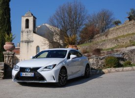 LEXUS RC 200t F Sport Executive