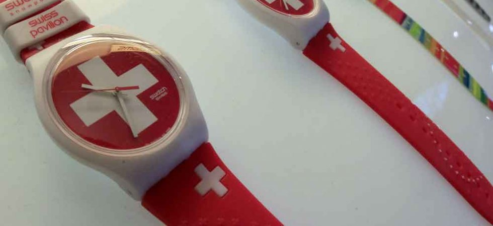 Swatch : alliance avec Oberthur Technologies