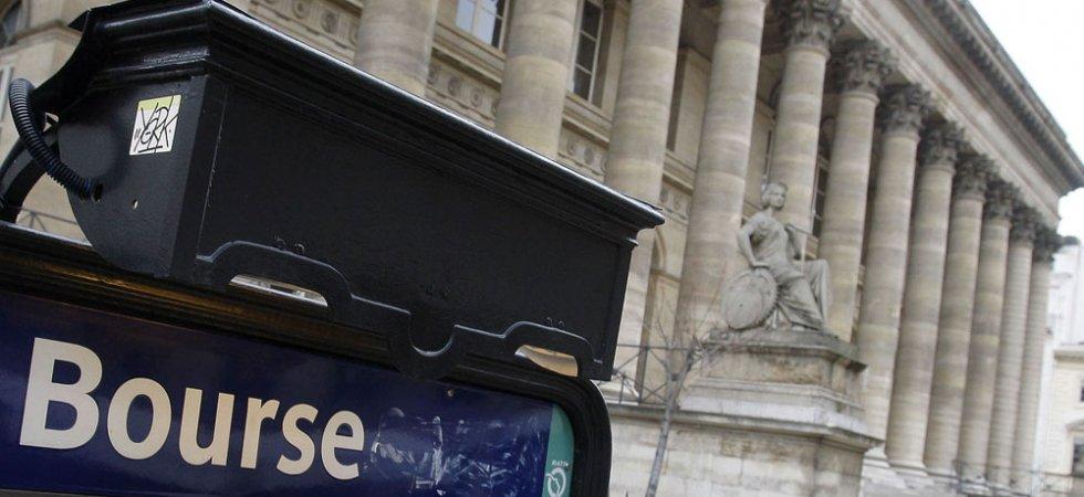 Clôture Paris : le CAC40 perd encore 0,65%