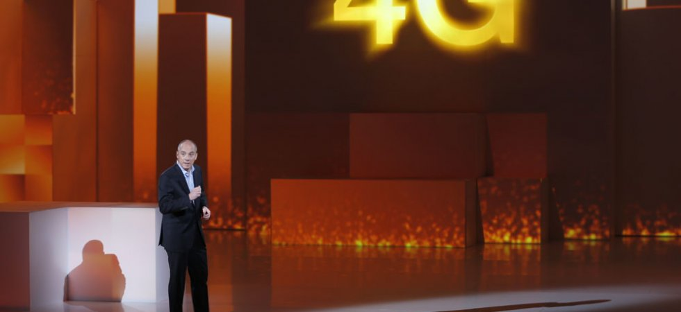 Orange et Ericsson testent des débit records en 5G