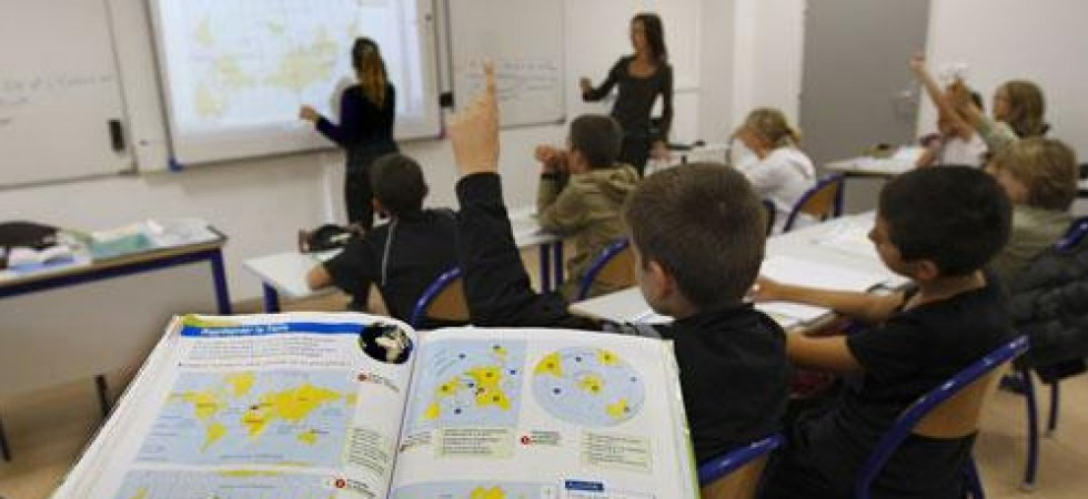 Education nationale : le salaire des enseignants en recul