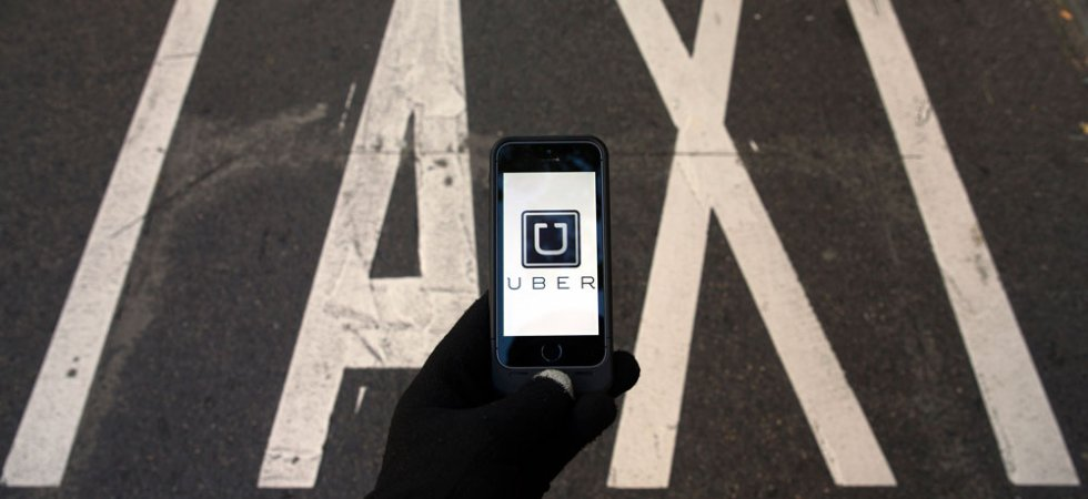 Uber France condamné à verser 1,2 million d'euros aux taxis