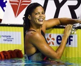 La surprenante reconversion d'une ancienne championne de natation