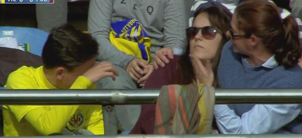 Une supportrice frappée par un ballon de Messi perd connaissance