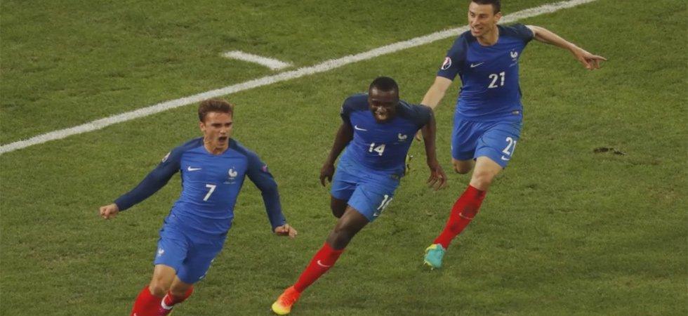 Euro : La France se qualifie pour les huitièmes de finale dans la douleur