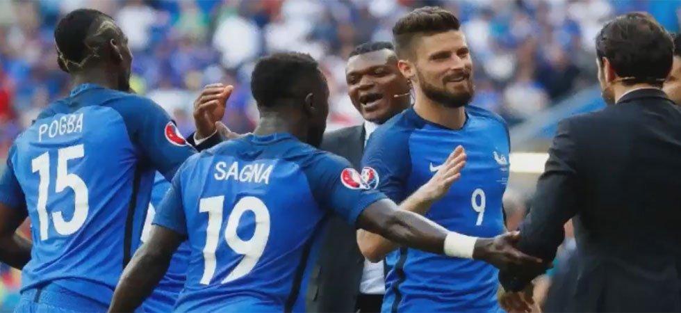 Euro 2016 : Les Bleus filent en quarts