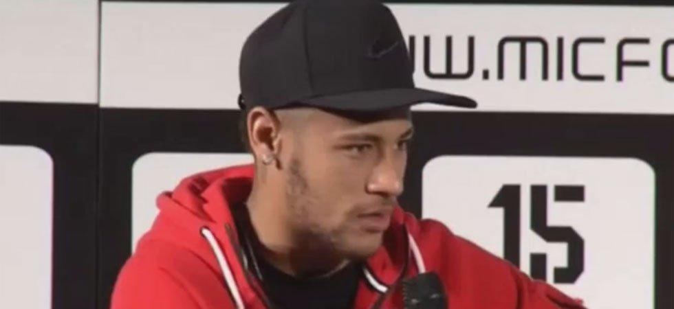 La nouvelle escapade de Neymar passe mal