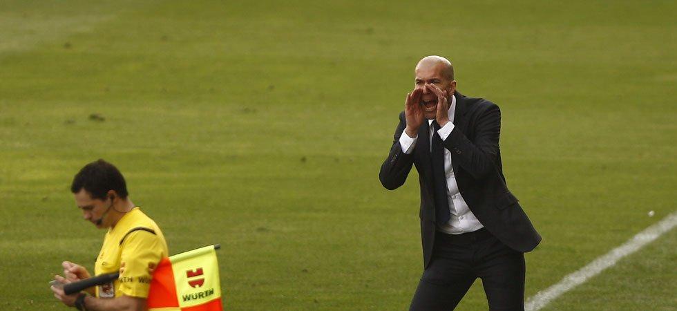 Ça chauffe entre Zidane et Ronaldo !