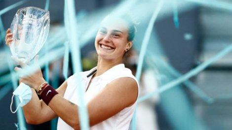 <b>WTA</b> : Un Grand Chelem pour Sabalenka cette année ?