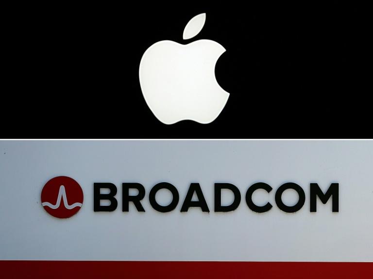 Brevets : Apple et Broadcom condamnés à 1,1 milliard de dollars