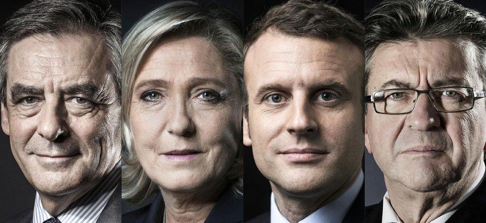 SONDAGE. Macron et Le Pen à égalité, incertitude toujours forte à J-2
