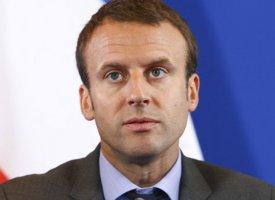 Une ex-vedette de la télévision rejoint Emmanuel Macron