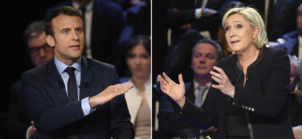 Présidentielle : comment Macron et Le Pen se préparent pour le débat de l'entre-deux-tours