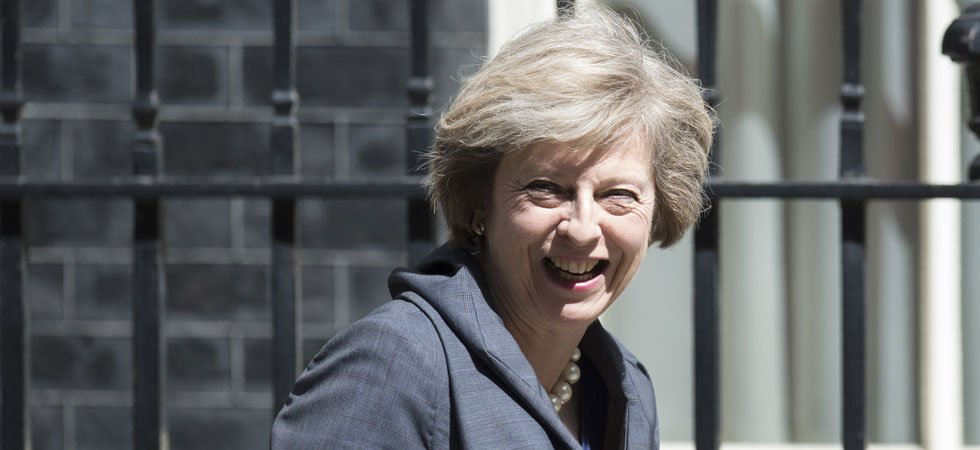 Royaume-Uni : qui est Theresa May?