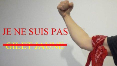 Des Foulards rouges prêts à s opposer aux Gilets jaunes d5e5c2f25c4
