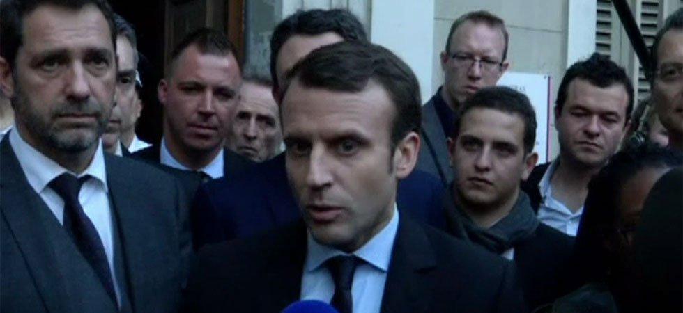 Propos de Macron sur la colonisation: