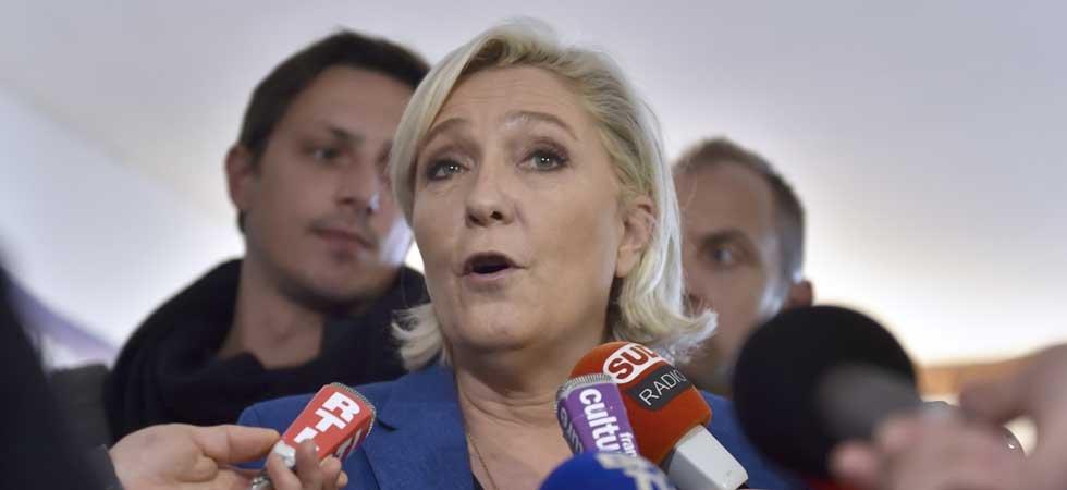 Présidentielle 2022 : Marine Le Pen prête à
