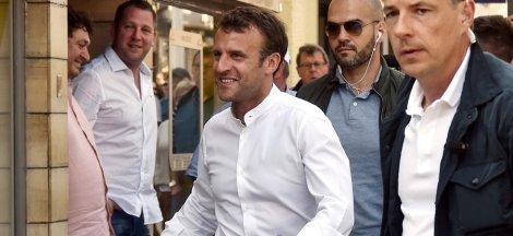 Emmanuel Macron a-t-il été piégé par deux célèbres humoristes russes ?