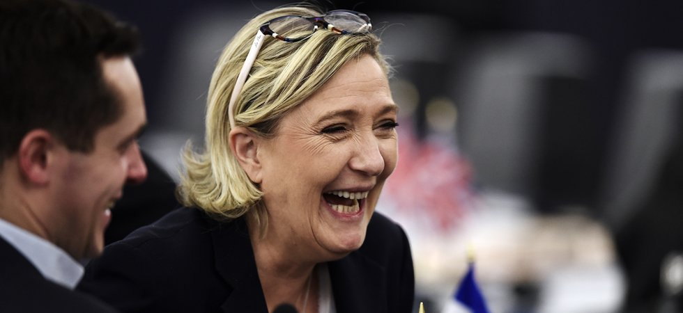 2017 : pour Marine Le Pen,